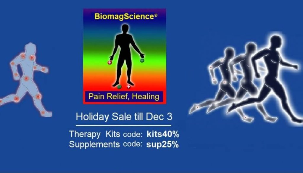 Biomag Holiday Sale