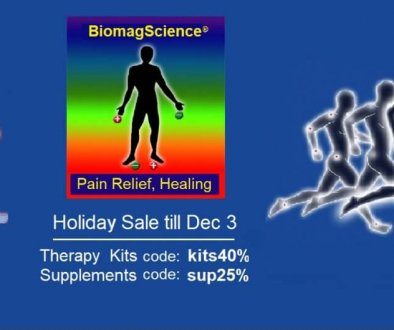 Biomag Holiday Sale