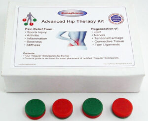 BiomagScience Hip Therapy - Biomagnetic Hip Pain Therapy