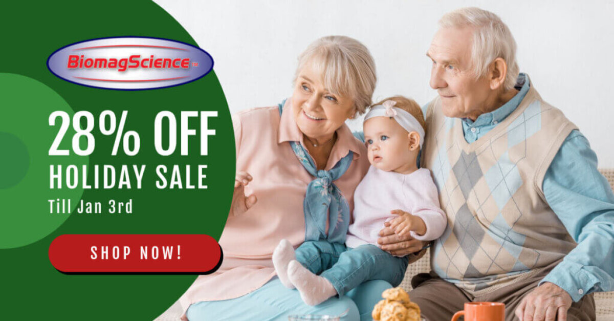 biomagscience 25-off holiday sale 2020b