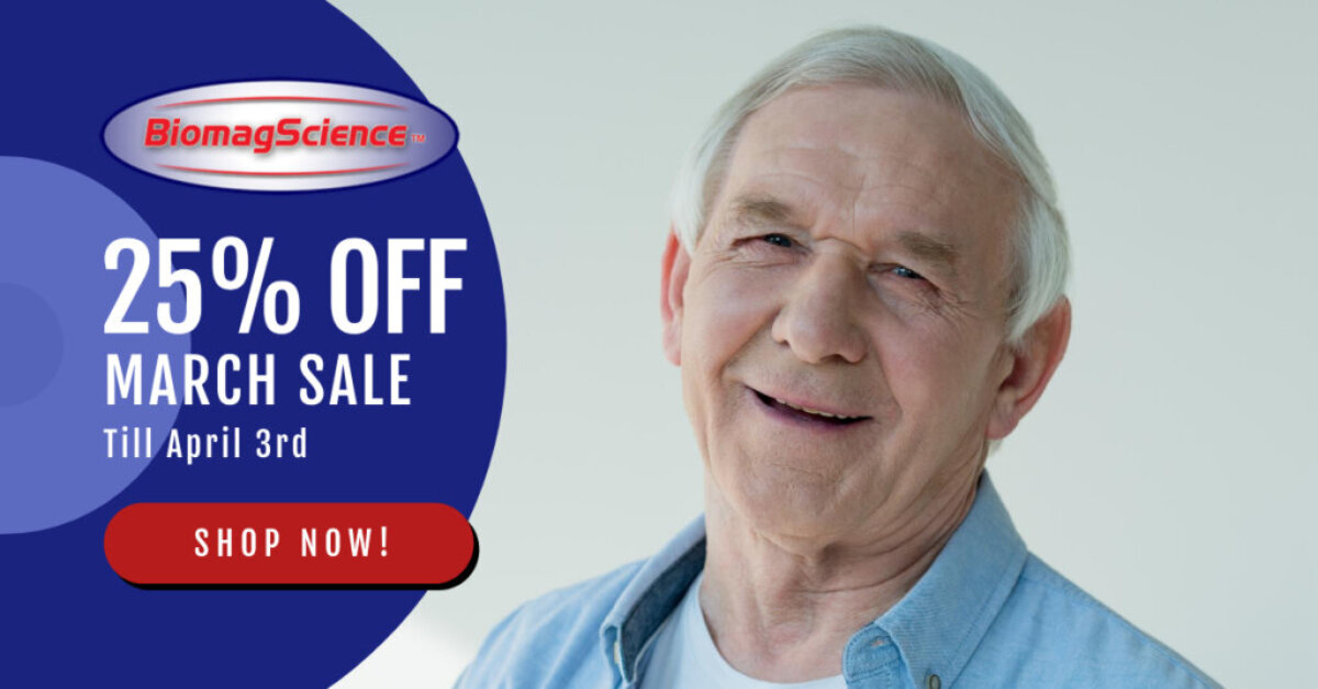 biomagscience 25-off march sale 2021 1200x628 px