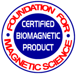 Certified Biomagnetic product - Foundation For Magnetic Science